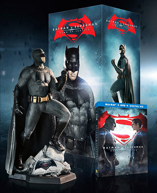 Batman v Superman (Amazon Blu-ray exclusive - Batman version)