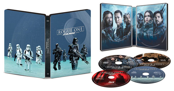 Rogue One: A Star Wars Story (Best Buy exclusive Blu-ray)