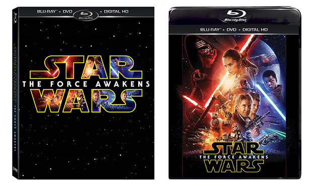 Star Wars: The Force Awakens (Blu-ray Disc)