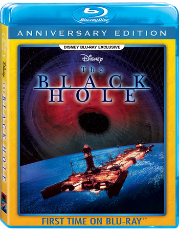The Black Hole (Blu-ray Disc - Disney Movie Club exclusive)