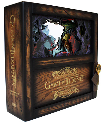 Game of Thrones: The Complete Series Premium Edition (Blu-ray Disc)