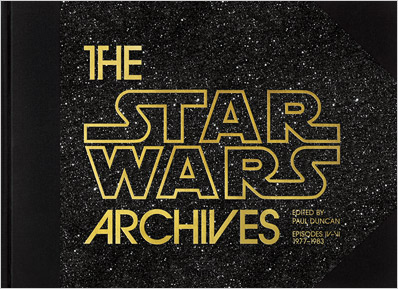The Star Wars Archives: Episodes IV-VI – 1977-1983 (Book)