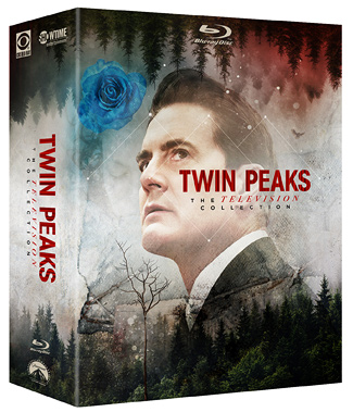 Twin Peaks: The Television Collection (Blu-ray Disc)