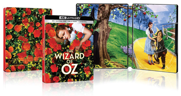 The Wizard of Oz (4K Ultra HD - Best Buy Steelbook)