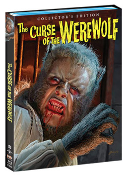 The Curse of the Werewolf (Blu-ray Disc)