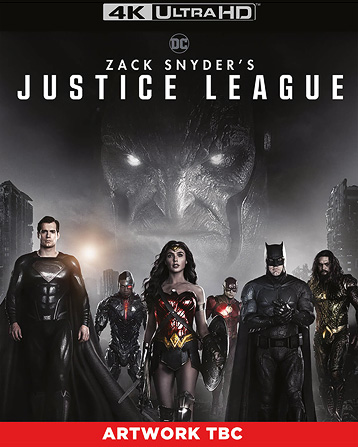 Zack Snyder's Justice League (4K Ultra HD)
