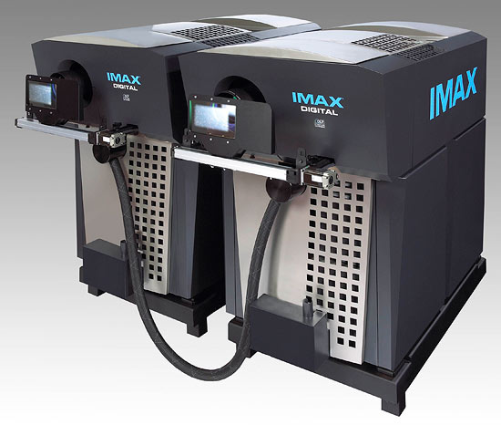 IMAX Digital projectors