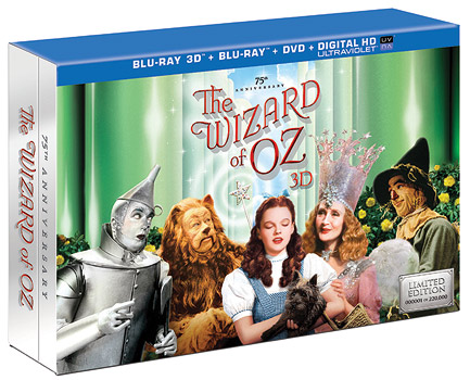 The Wizard of Oz: Ultimate Collector's Edition (Blu-ray Box)