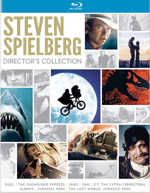 Spielberg Collection (Blu-ray Disc)