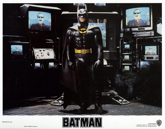 Batman lobby card