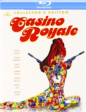 Casino Royale (Blu-ray Disc)