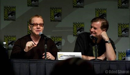 Danny Elfman & Jeff Bond