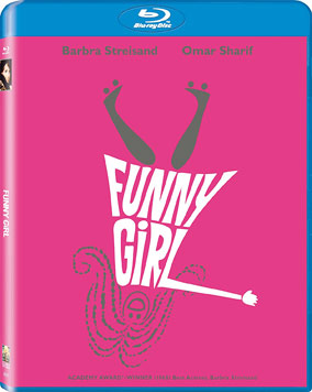 Funny Girl (Blu-ray Disc)