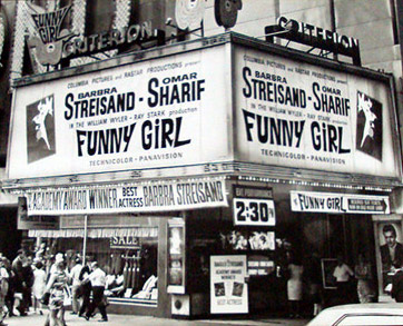 Funny Girl at The Criterion