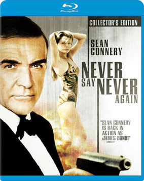 Never Say Never Again (Blu-ray Disc)