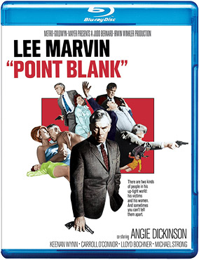 Point Blank (Blu-ray Disc)