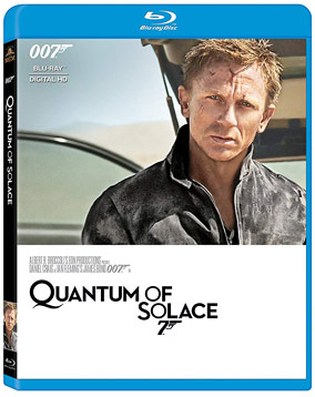 Quantum of Solace (Blu-ray Disc)
