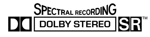 Spectral Recording Dolby Stereo SR