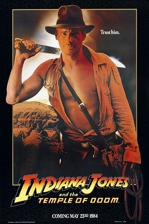 Indiana Jones and the Temple of Doom (Advance B)
