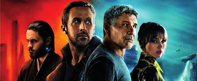 Warner Bros. officially announces Blade Runner: 2049 for Blu-ray, 3D, DVD & 4K Ultra HD on 1/16