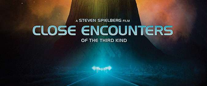 Bill reviews Steven Spielberg's Close Encounters of the Third Kind: 40th Anniversary Editon in 4K Ultra HD!