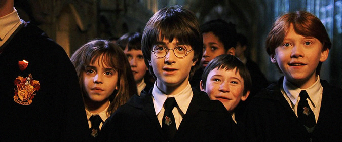 It looks like Warner Bros. Home Entertainment is delivering Harry Potter: 1-4 on 4K Ultra HD on 11/17