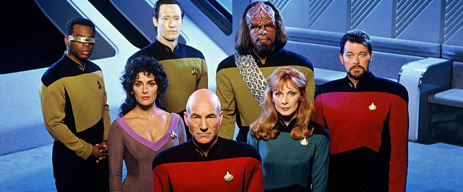 Michael Coate celebrates the 30th anniversary of Star Trek: The Next Generation with a Trekspert roundtable!