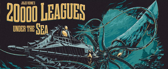 20,000 Leagues Under the Sea (1954) is coming to Blu-ray as a Disney Movie Club exclusive
