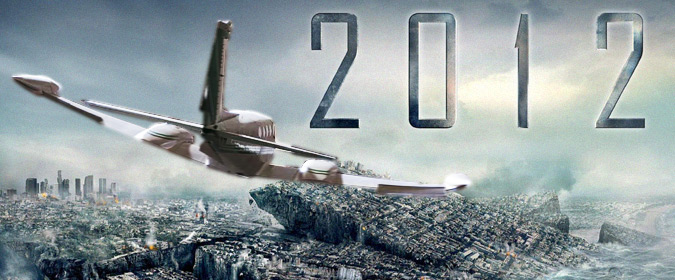 Bill reviews Roland Emmerich's 2012 in 4K UHD with reference Atmos from Sony Pictures Home Entertainment