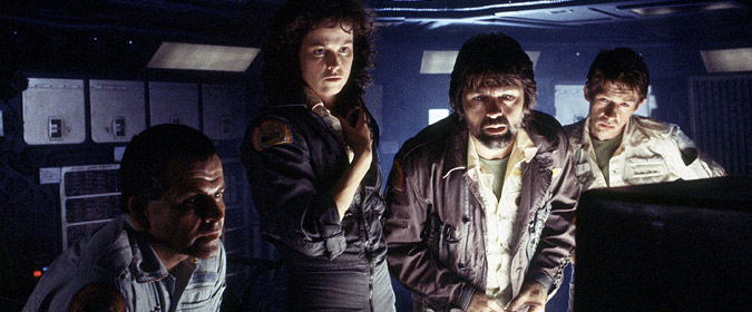 Bill checks out Ridley Scott's ALIEN in 4K Ultra HD, a gorgeous 40th Anniversary restoration with HDR10+