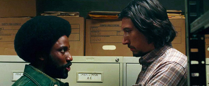 Universal sets Spike Lee's acclaimed BlacKkKlansman for release on Blu-ray, DVD, and 4K Ultra HD on 11/6