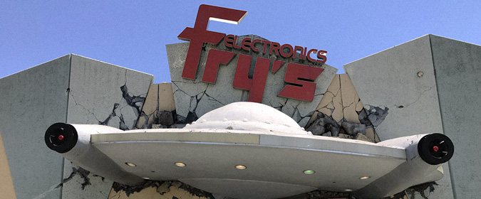 Tech-favorite big box retailer Fry's Electronics to close its doors after 36 years, another casualty of the pandemic