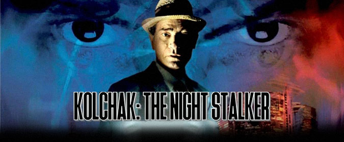 Kino Lorber Studio Classics reveals plans for the complete Kolchak: The Night Stalker on Blu-ray