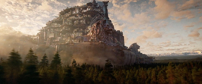 Universal sets Mortal Engines for BD/4K on 3/12, plus Lionsgate's Robin Hood 4K has HDR10+