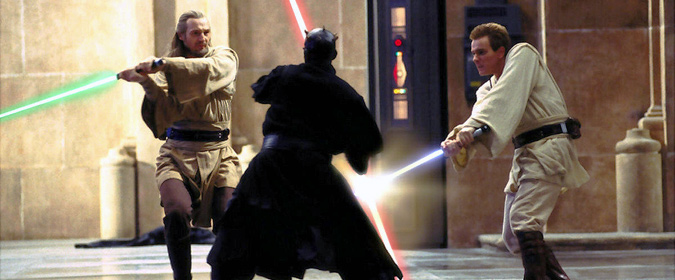 Michael Coate looks back at Star Wars: Episode I – The Phantom Menace for its 20th anniversary