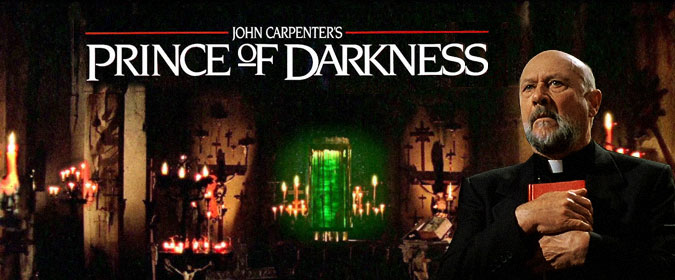 Tim and Bill review John Carpenter's PRINCE OF DARKNESS in 4K Ultra HD from Scream Factory