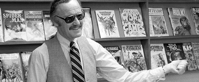 Rest in Peace, Stan Lee, Marvel legend & champion of the comic-verse (photo by William E. Sauro/NY Times)