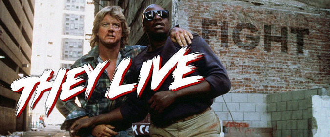 Bill consumes John Carpenter's THEY LIVE in 4K Ultra HD from Scream Factory with a new Atmos mix — OBEY
