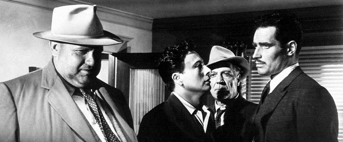 Kino Lorber Studio Classics will release Orson Welles' classic film noir TOUCH OF EVIL (1958) in 4K!