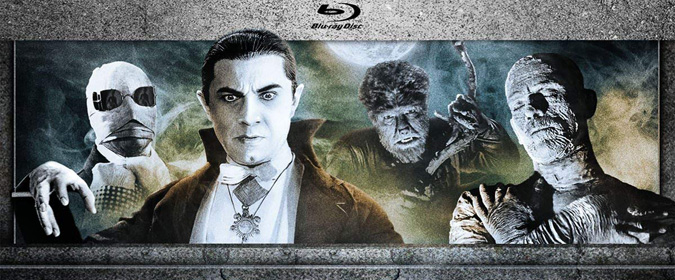 Bill reviews the Universal Classic Monsters: Complete 30-Film Collection, a Blu-ray set with a personal connection