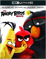 The Angry Birds Movie (4K Ultra HD Blu-ray)
