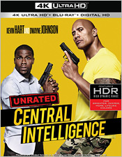 Central Intelligence (4K Ultra HD Blu-ray)
