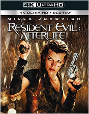 Resident Evil: Afterlife (4K Ultra HD Blu-ray)