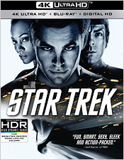 Star Trek (4K Ultra HD Blu-ray)