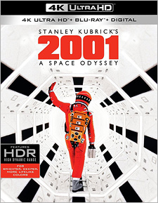 2001: A Space Odyssey (4K Ultra HD Blu-ray)