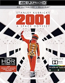 2001: A Spacey Odyssey (4K Ultra HD Blu-ray)