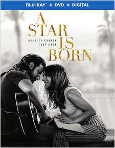 A Star is Born (2018) (Blu-ray Disc)