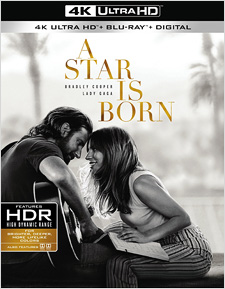 A Star is Born (2018) (4K Ultra HD)