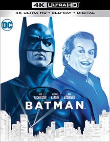 Batman (1989) (4K Ultra HD)