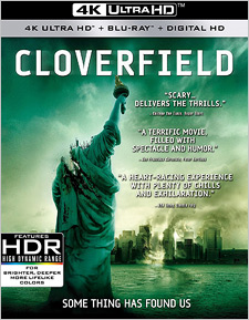 Cloverfield (4K Ultra HD Blu-ray)